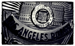 Los Angeles Police Department Badge