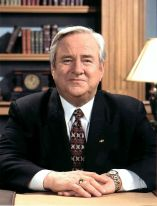 The late Jerry Falwell