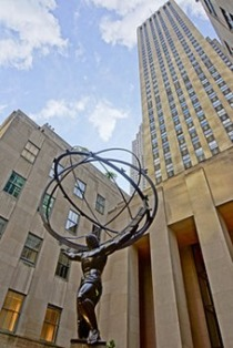 NYC_-_Rockfeller_Center_-_Atlas_Statue