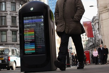Smart Cities: Bins
