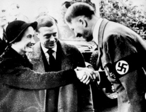 Wallis Simpson Edward VII Adolf Hitler Berghof 22 October 1937