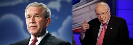 George-W-Bush_Dick Cheney