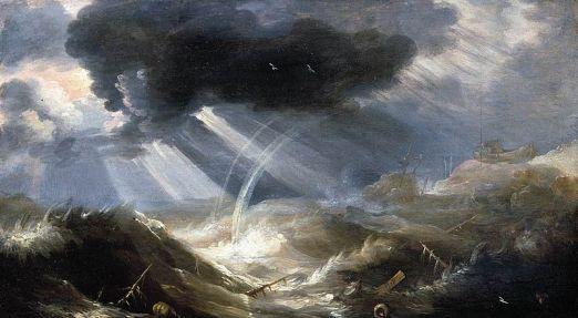 Bonaventura_Peeters_-_The_Great_Flood_-_WGA17128